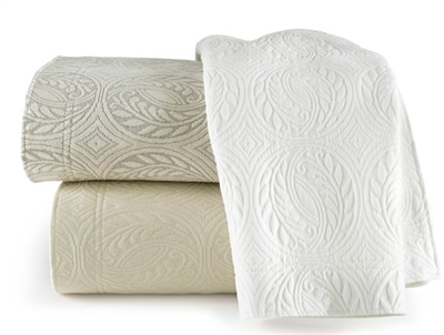 Peacock Alley Vienna Matelasse Coverlets And Luxury Bedding
