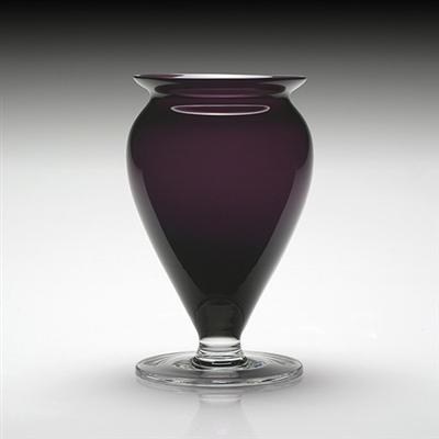 William Yeoward Country Amethyst Vase 6